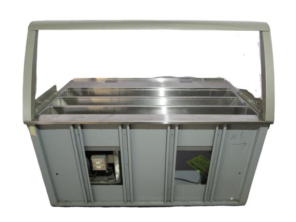 Купить Холодильный прилавок встраиваемый витрина Duke 2