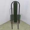Купить Стул для кафе зеленый мягкая сидушка