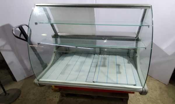 Купить Витрина кондитерская холодильная МХМ Илеть ВХСд-1,5