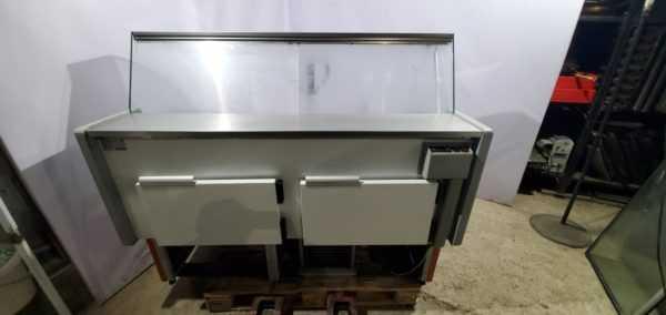 Купить Витрина холодильная Golfstream Двина ВС 150
