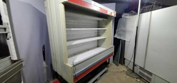 Купить Горка холодильная Arneg Odessa 1900