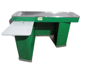 Купить Кассовый бокс зеленый без транспортера