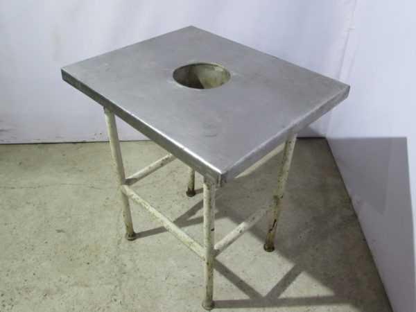Купить Стол 60/60/85 для отходов комбинированный