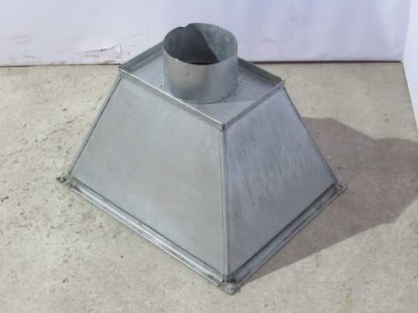Купить Вытяжной зонт 54х44