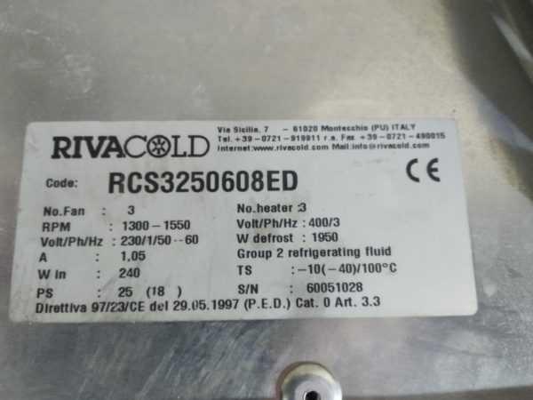 Купить Испаритель Rivacold Rcs3250608ed