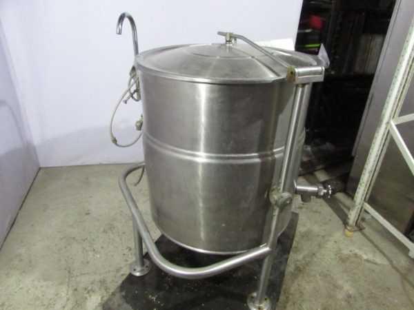 Купить Котел пищеварочный электрический Cleveland KEL-60-T