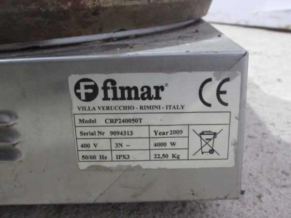 Купить Блинница Fimar CRP 2