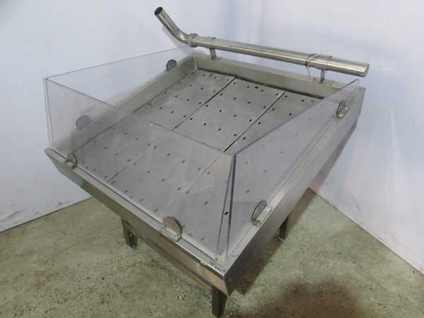 Купить Витрина для рыбы на льду Техно-ТТ СП-612/1102А (с агрегатом) стекло с 3х сторон