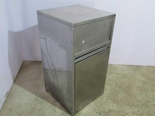 Купить Тумба для фудкорта под мусор 56/56/106