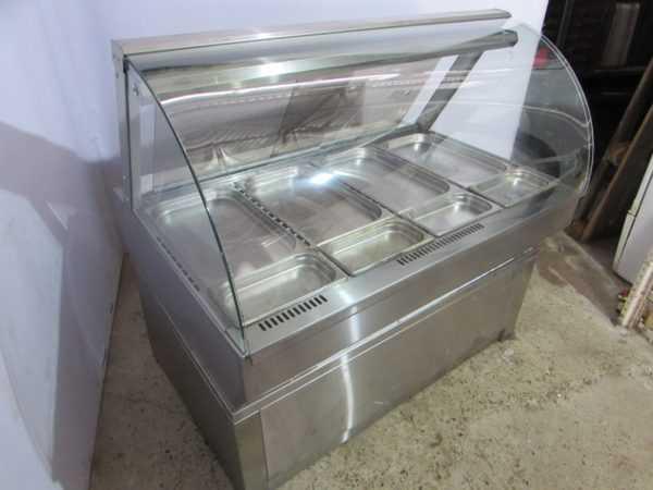 Купить Витрина тепловая Henny Penny HMR-104