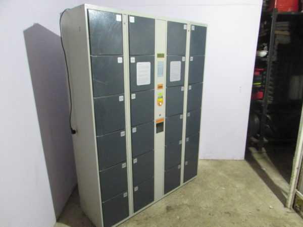 Купить Автоматическая камера хранения Locker Bar 12S