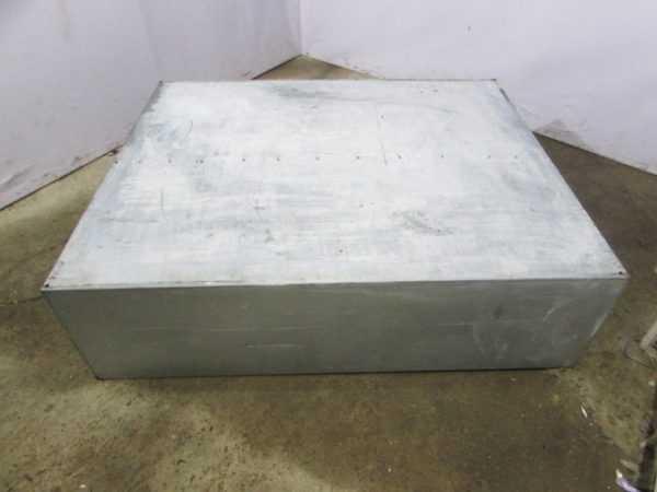 Купить Зонт вытяжной оцинкованный прямоугольный жир 145/120 высота 40 см