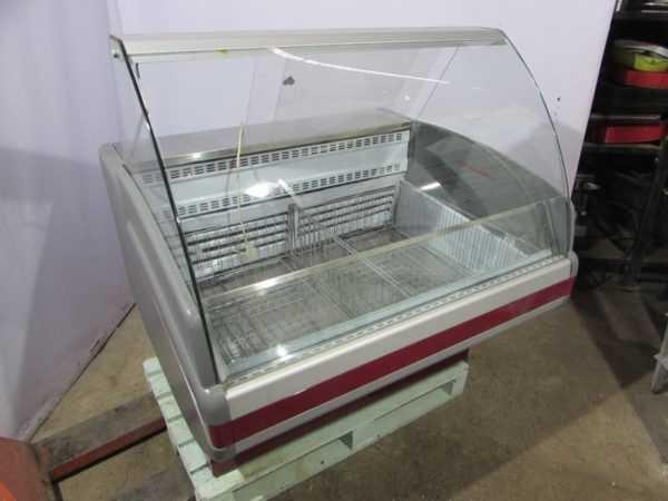 Купить Витрина морозильная Cryspi Gamma-2 M 1200