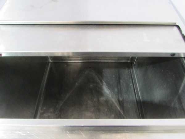 Купить Морозильник для бургеров 77/77/100 см на колесах
