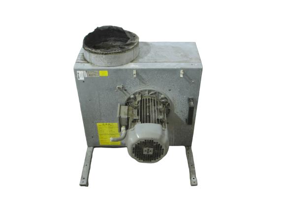 Кухонный вентилятор для круглых каналов Systemair KBT 280D4 IE2