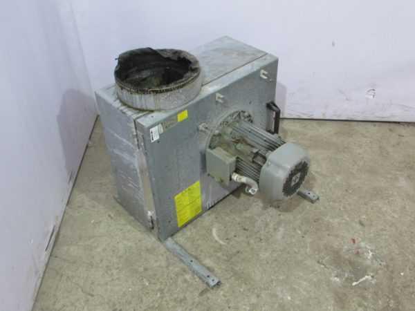 Купить Кухонный вентилятор для круглых каналов Systemair KBT 280D4 IE2