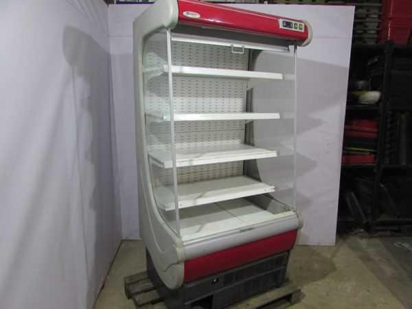 Купить Горка холодильная Enteco Master Вилия 120 П