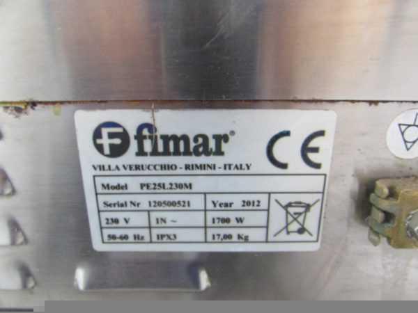Купить Гриль прижимной Fimar PE25L