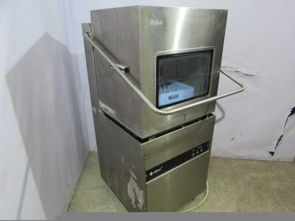Купить Abat МПК -700К Купольная посудомоечная машина