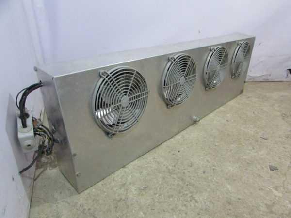 Купить Воздухоохладитель Luvata EVS520ED