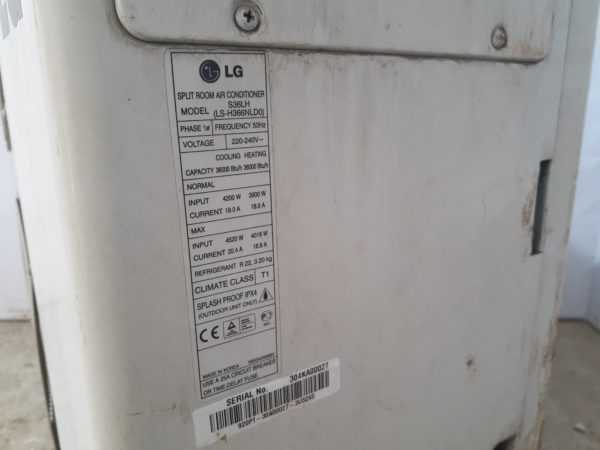 Купить Кондиционер LG S36LH