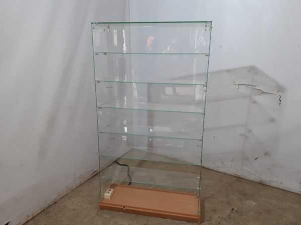 Купить Стойка стеклянная 87/28/161 см