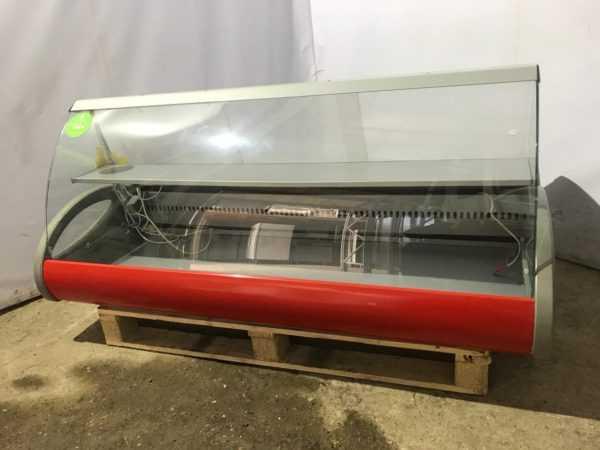 Купить Витрина настольная Полюс ВХС-1.5 Арго холодильная