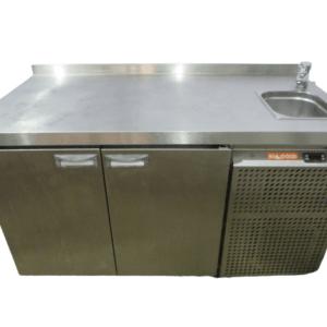 Купить Стол Hicold GN 11/TN G холодильный с мойкой