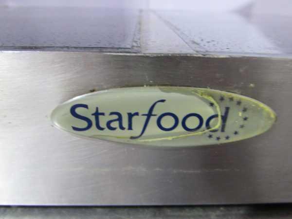 Купить Поверхность Starfood TC-2F с подогревом