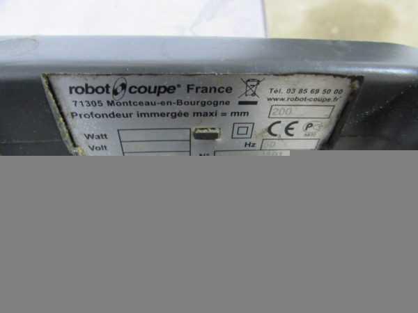 Купить Миксер Robot Coupe CMP300Combi погружной