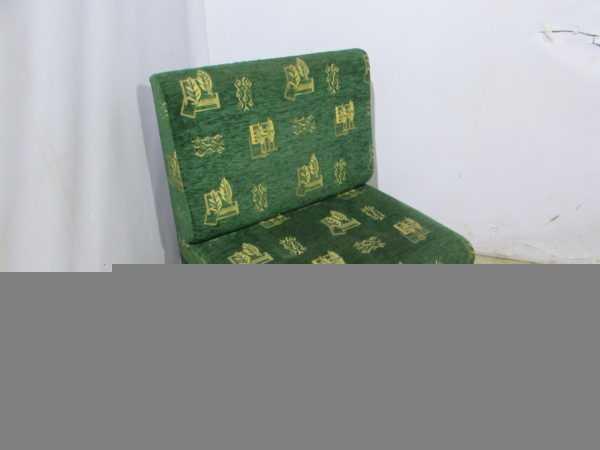 """Купить Диван для кафе  """"зеленые листья"""" ширина 130,100"""