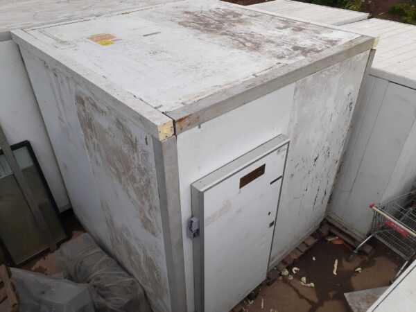 Купить Камера 2.2/2.6/2.1 холодильная ППУ 80мм
