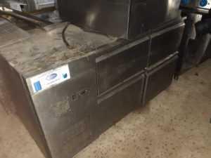 Купить Стол холодильный GASTRORAG 4 ящика