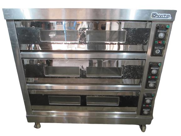 Печь пекарcкая Convito FKB-3L