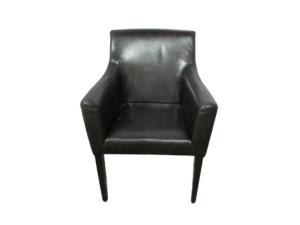 Купить Кресло коричневое Листок