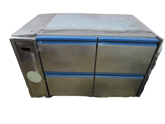 Купить Стол охлаждаемый встраиваемый 4 выдвижных шкафа