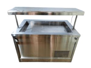 Купить Прилавок ПВ(Н)О-1(2) холодильный Тулаторгтехника
