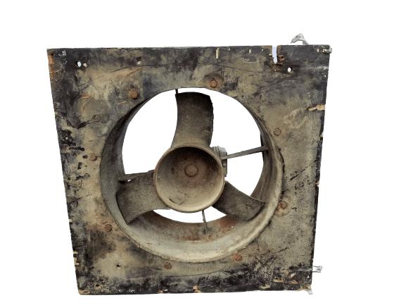 Купить Вытяжной электрический вентилятор диаметр 40см