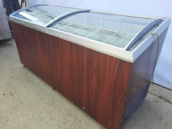 Купить Ларь Caravell 535-930-10 морозильный