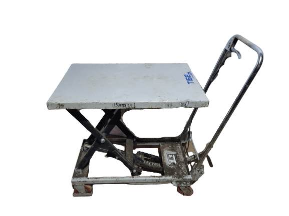 Гидравлический подъемный стол TISEL HT 15