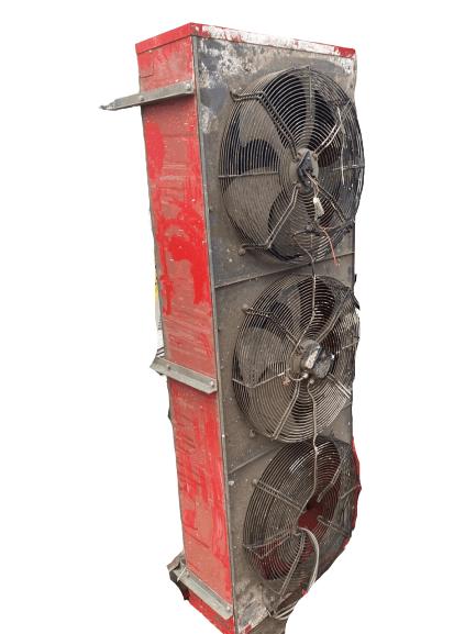 Воздушно тепловая завеса Тепломаш КЭВ 230 п 702