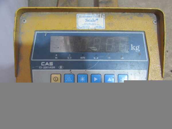 Купить Платформернные весы CAS CPS 2