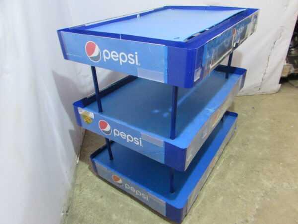 Купить Стеллаж под напитки Pepsi 118/80