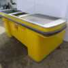Купить Кассовый бокс желтый с транспортером