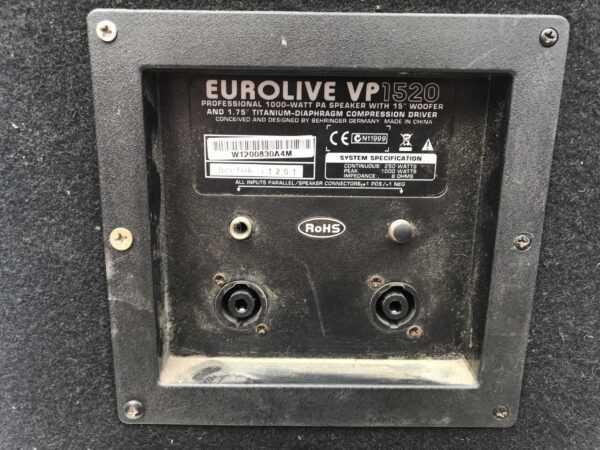 Купить Активная колонка Behringer Eurolive VP1520b