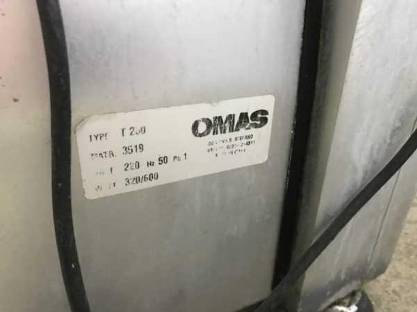 Купить Пила для мяса OMAS T 250