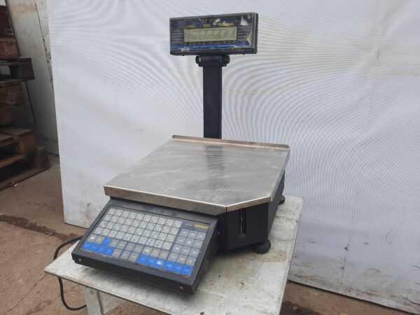 Купить Весы Штрих принт М15-2.5 корпус металл стойка