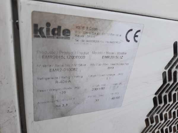 Купить Моноблок  KIDE EMB 2015 L1Z морозильный