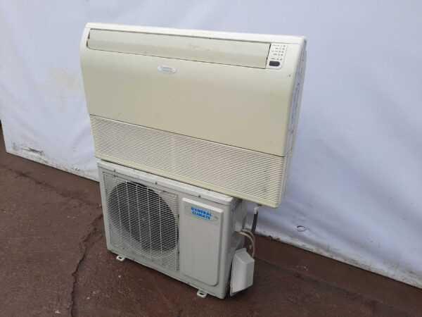 Купить General Climate GC-CF18HRN1-N / GU-U18HN1 Напольно-потолочный кондиционер