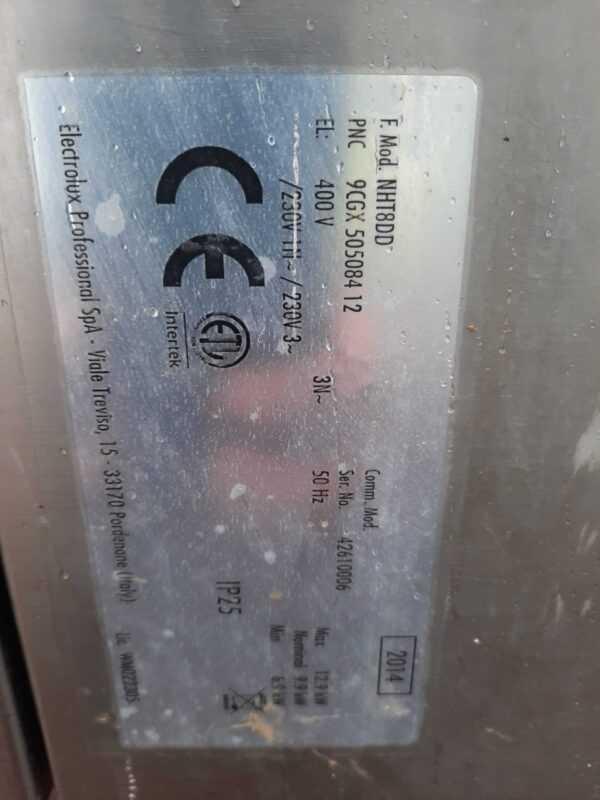 Купить Машина Electrolux NHT8DD посудомоечная